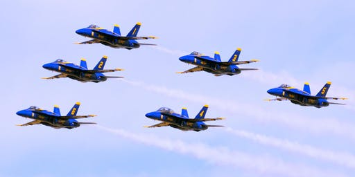 Blue Angels Spectator Sail - Fleet Week 2019