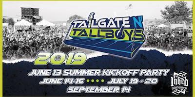 Tailgate N' Tallboys - September 14