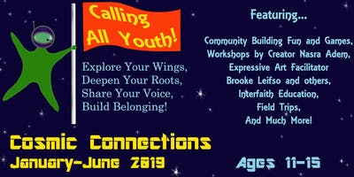 Cosmic Connections Youth Program