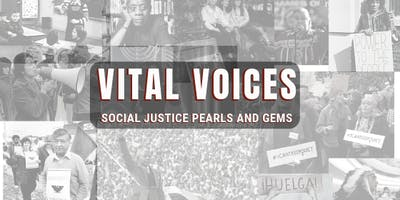Vital Voices: Social Justice Pearls & Gems