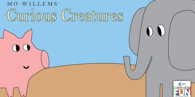 Mo Willems Curious Creatures Gympie