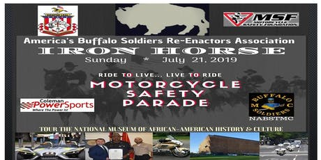 2019 Iron Horse Motorcycle Safety Parade tickets
