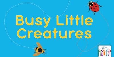 Busy Little Creatures Kilkivan
