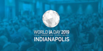 World Information Architecture Day 2019 – Indianapolis
