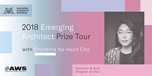 National Emerging Architects Prize Tour with Christina ...