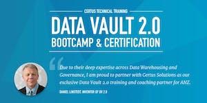 Data Vault 2.0 Boot Camp & Certification - SYDNEY...