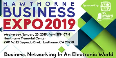 Hawthorne Busioness Expo 2019