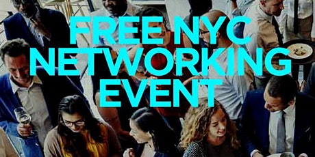 Free Networking Event In NYC billets
