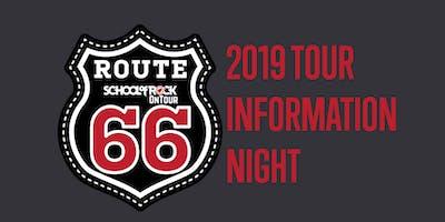 2019 Tour Information Night