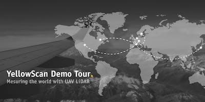 YellowScan Demo Tour 2019 - Montpellier