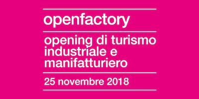 Open Factory @ Gortani