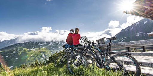 E-BIKE FEST St. Anton 2019 powered by HAIBIKE