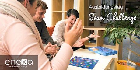 """Ausbildungstag """"Team Challenge"""" - Berlin Tickets"""