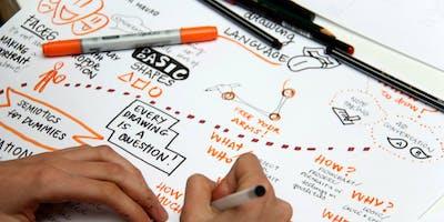 Being Visual   Visual Thinking Workshop @Designit