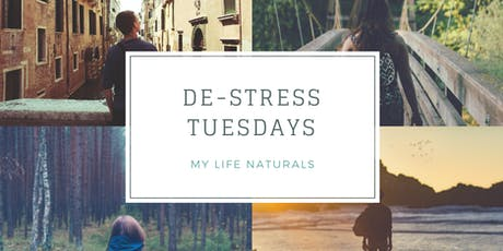 DE-STRESS TUESDAYS - NATURE BOOST SESSION tickets