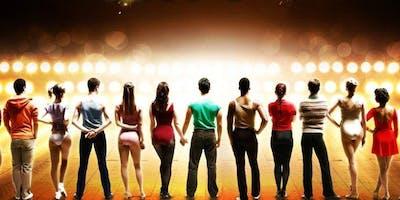 A Chorus Line STJ HS Musical Thursday Dress Rehearsal