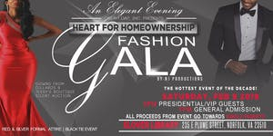 Heart For Homeownership Fashion Gala - Formal...