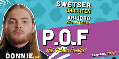 P.O.F Live met Donnie