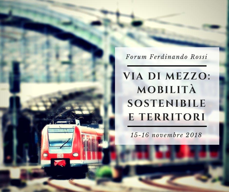 Forum Ferdinando Rossi - Via di mezzo: mobili