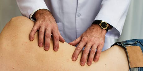 Placebo and Touch in Osteopathy-Saturday 7- 8 December 2019 tickets