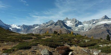 Wallis/Schweiz - 5 geführte Bergwanderungen in einer Woche tickets