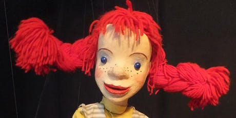 Wodo Puppenspiel: Pippi Langstrumpf Tickets