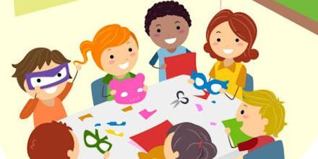 Friday Fun day Crafts @ Leyton Library tickets
