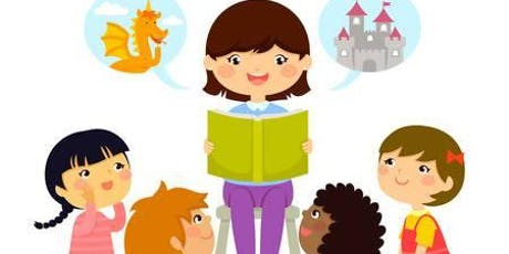 Sunday Stories  @ Leyton Library tickets