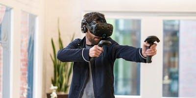 CODA VR Lab Gamemiddag: Zondag 2 december