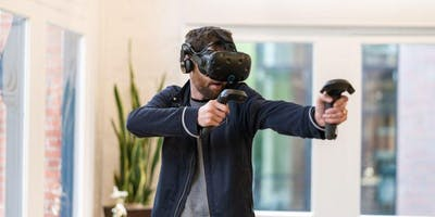 CODA VR Lab Gamemiddag: Zondag 16 december
