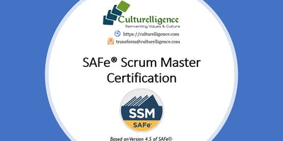 [WEEKEND] SAFe Scrum Master with SSM Certification: Albany, NY|Nov 24-25, 2018