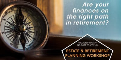 Troy: Free Estate & Retirement Planning Workshop