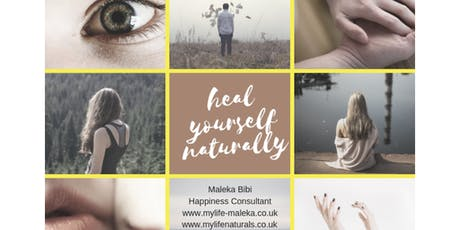 Heal Yourself Naturally -  YOU Day tickets