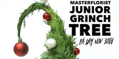 Master Florist Junior Grinch Tree PA Day
