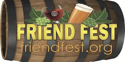 Friend Fest Beer and Wine Tasting Festival 2019