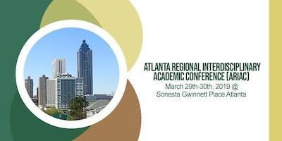 Atlanta Regional Interdisciplinary Academic Conference (ARIAC)