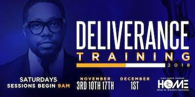 Zion Church Jackson - Deliverance Training Online
