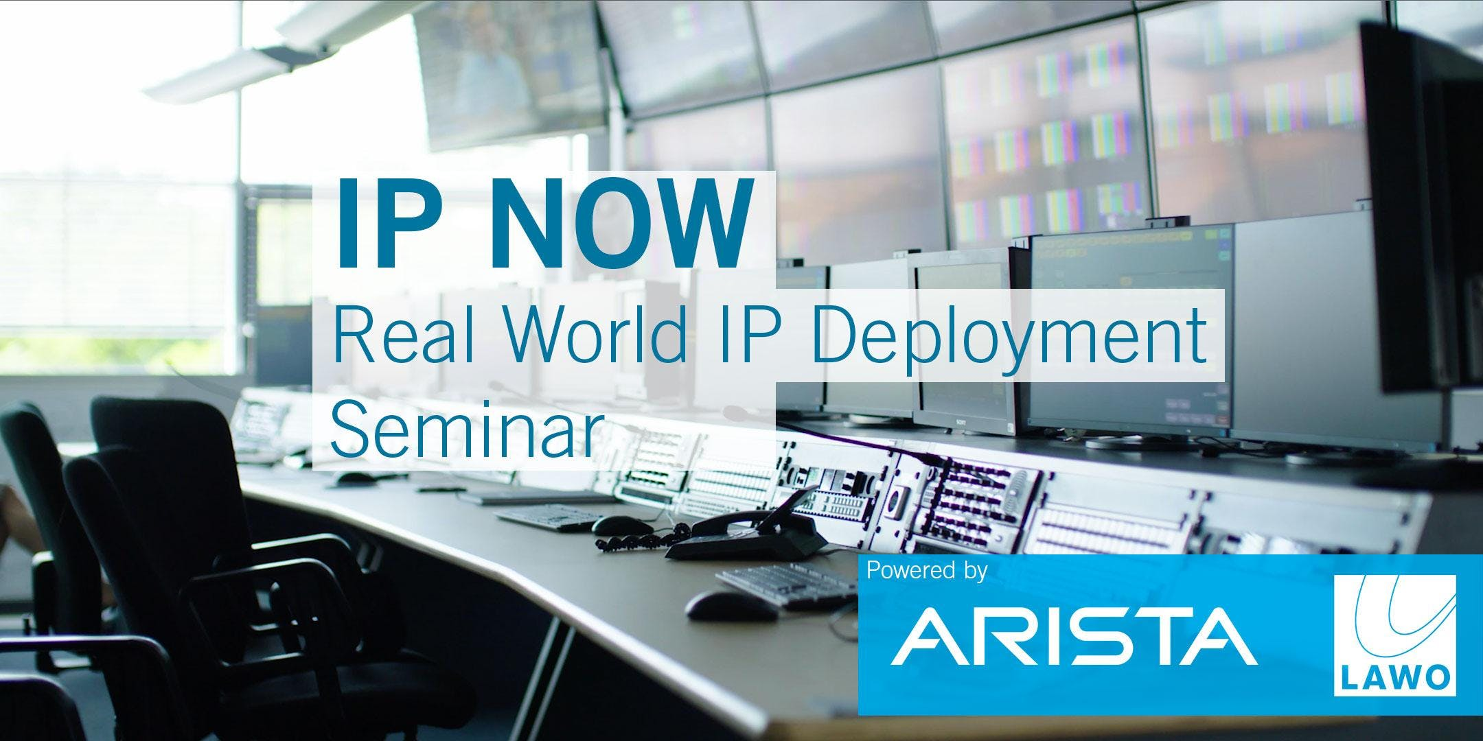 IP Now – Real World IP Deployment