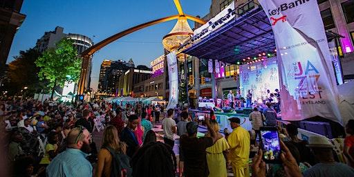 41st Annual Tri-C JazzFest Cleveland Festival Passes