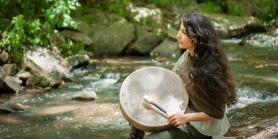 DRUMMING FOR MINDFULNESS & HEALING AT THE RED BARN