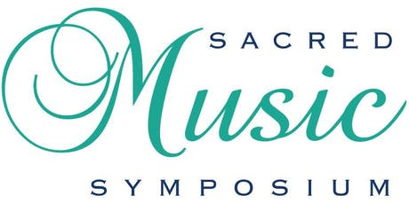 Sacred Music Symposium 2019 tickets