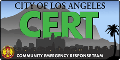 LAFD CERT - SUN VALLEY