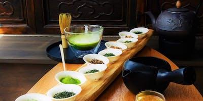|PM| ATELIER SUR LES THÉS JAPONAIS-Édition Hiver-|WORKSHOP ON JAPANESE TEAS