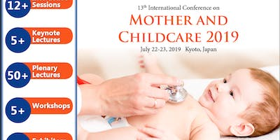 13th International Conference On Mother and Childcare 2019 (CSE) A
