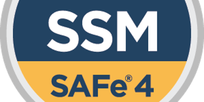 Worcester, MA - SSM Scrum Master Certification - $349! - Scaled Agile Framework®