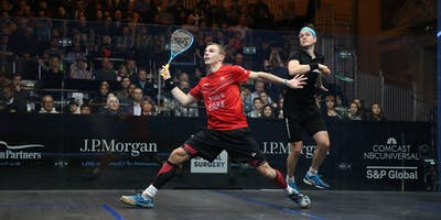 SquashSkills Coaching Camp: Hit The Right Length At The Right Time