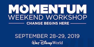 Momentum Workshop Weekend 2019