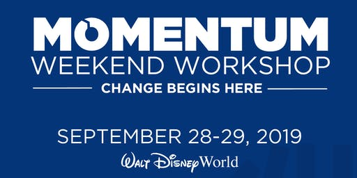 Momentum Workshop Weekend 2019