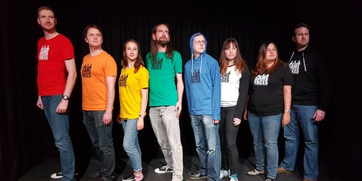 The Same Faces - Improvised Comedy (Northampton)