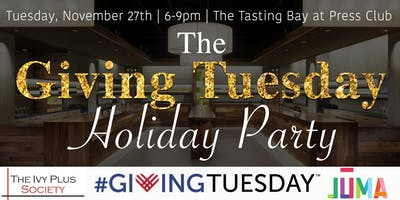 SF: The #GivingTuesday Holiday Party